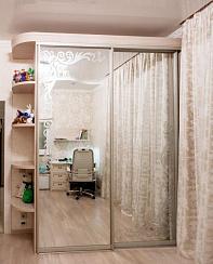 Угловой шкаф-купе 4 » Изготовление мебели на заказ г.Тюмень | 244x197